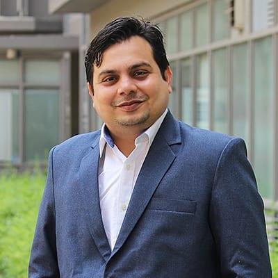 Mr. Rajesh Kanjani