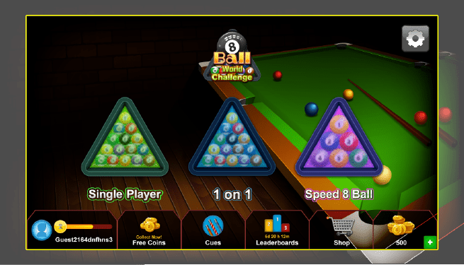 8 ball world challenge