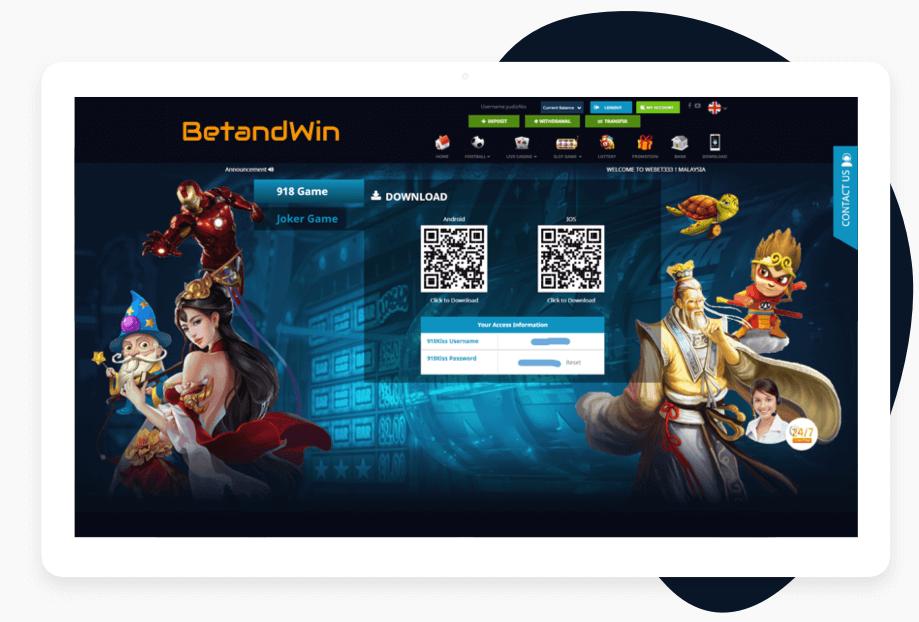 betandwin dev image